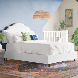 Price comparison Rosecrans Upholstered Panel Bed by World Menagerie Reviews (2019) & Buyer's Guide