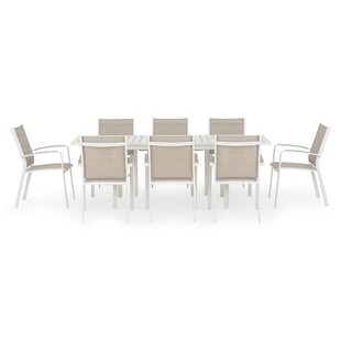 Jolyon 8 Seater Dining Set By Sol 72 Outdoor
