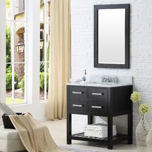Deals Berghoff 30 Single Bathroom Vanity Set ByAndover Mills