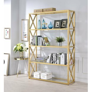 Find for Giuliani Etagere Bookcase By Everly Quinn
