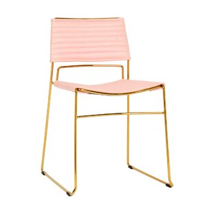 Deirdre Upholstered Dining Chair by Everly Quinn