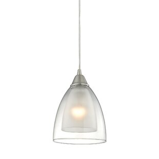 Latitude Run Albany 1-Light Cone Pendant