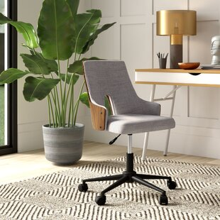 Lewellyn Task Chair by Mercury Row No Copoun