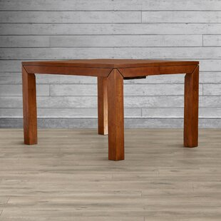 Vaughn Counter Height Dining Table Loon Peak