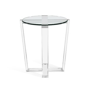 Jean Frame End Table By Interlude