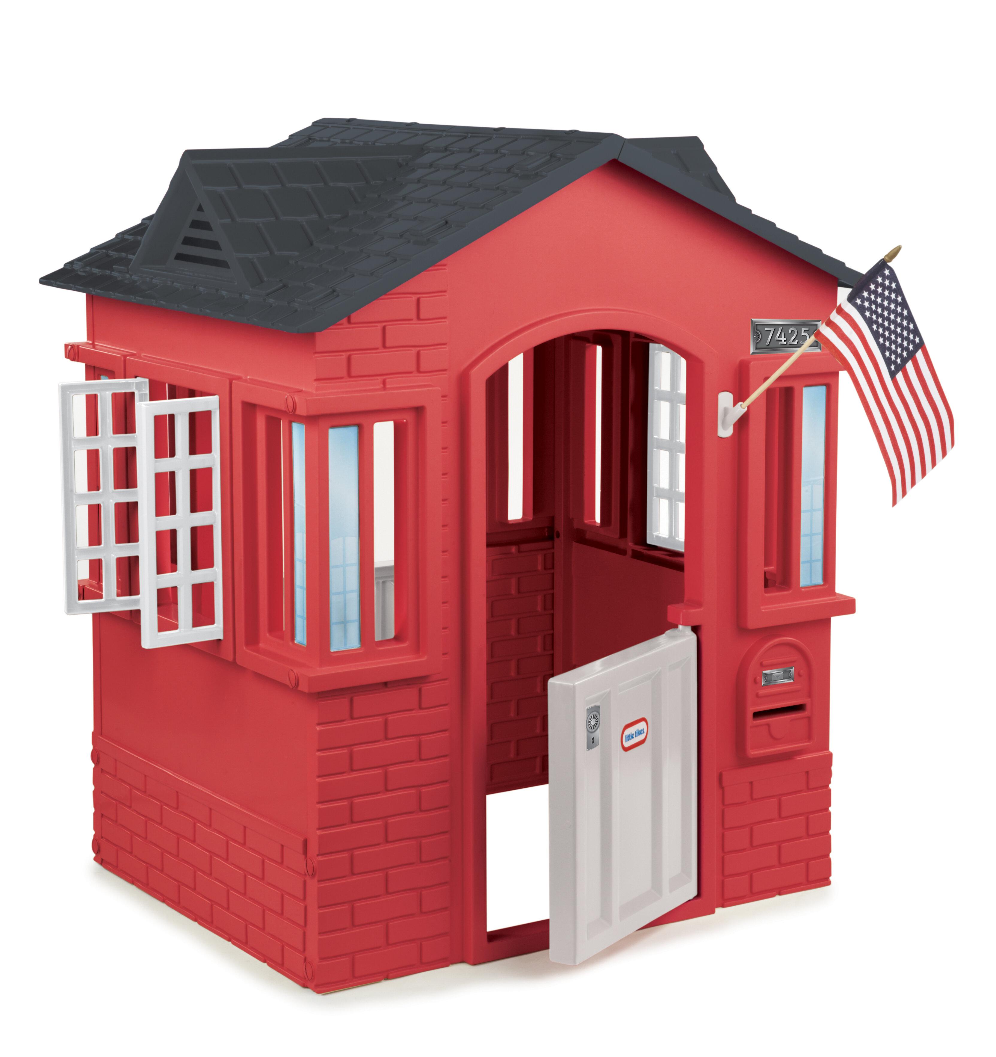 Excellent Little Tikes Cape Cottage 3 56 X 2 92 Playhouse Reviews Download Free Architecture Designs Scobabritishbridgeorg