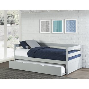Felipe Daybed with Trundle Harriet Bee