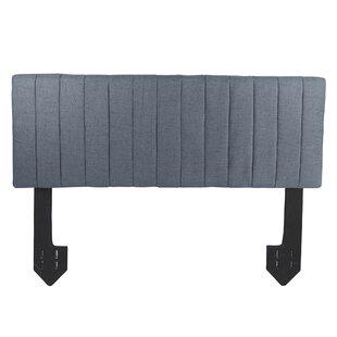 Hofstetter Tufted Powered Upholstered Panel Headboard by Latitude Run