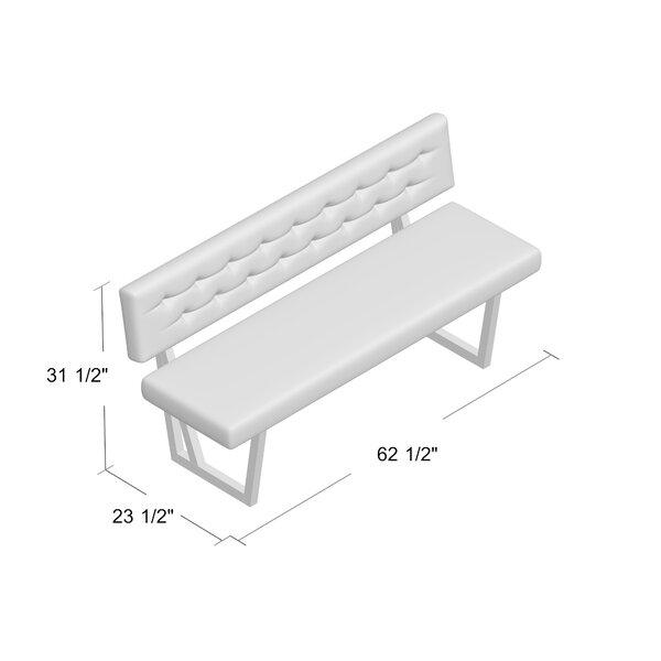 Mukai Upholstered Bench