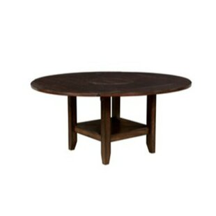 Mahle Solid Wood Dining Table by Millwood Pines