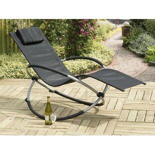 Orbit Relaxer Rocking Chair SunTime Outdoor Living