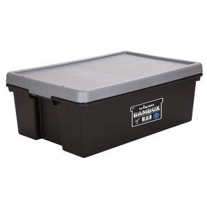 5-tlg. Aufbewahrungsbox Bam aus Kunststoff von W..