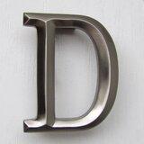 Letter Monogram Door Knocker