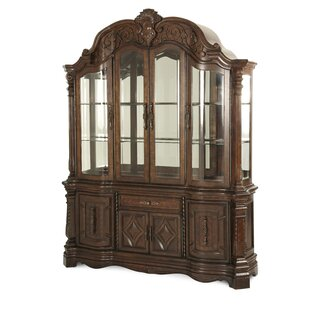 Michael Amini Windsor Court China Cabinet