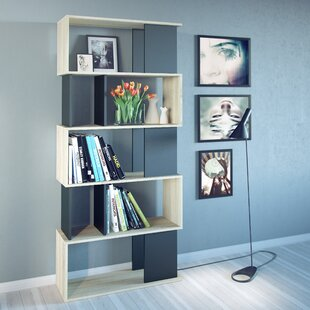 Brandl Standard Bookcase by Orren Ellis
