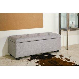 Best Price Kettner Upholstered Storage Ottoman ByCharlton Home