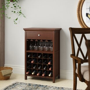 Kepner 20 Bottle Floor Wine Rack by Darby..
