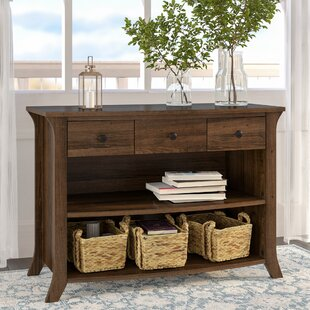 Plumville Console Table Darby Home Co Best