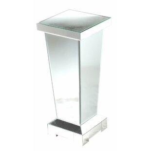 Mirror Pedestal Plant Stand