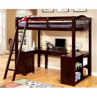 Great choice Colony Twin Loft Bed by Hokku Designs Reviews (2019) & Buyer's Guide