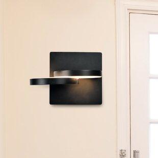 Northolt Rotative 2-Light LED Flush Mount By Orren Ellis Wall Lights