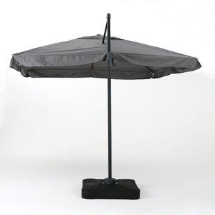 Callister 10' Square Cantilever Umbrella