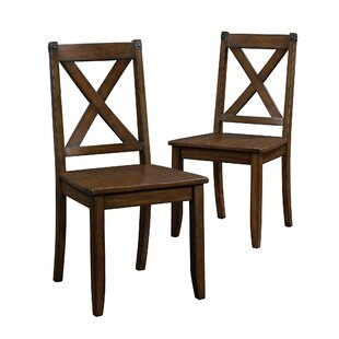 Chappel Solid Wood Dining Chair (Set of 2..