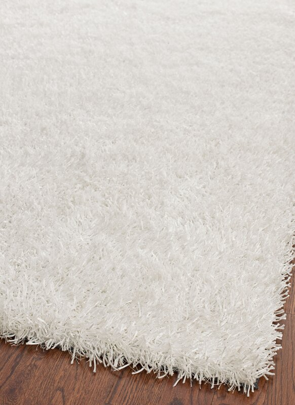 Frances Hand Tufted Hooked Off White Area Rug