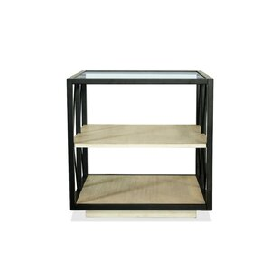 Nora End Table by 17 Stories Today Sale Only