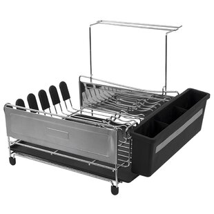 aa6d4f20b Deluxe Stainless Steel Dish Rack