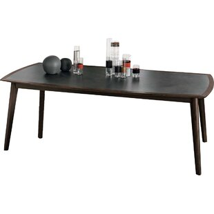 Bloom Rectangular Solid Wood Dining Table by YumanMod Read Reviews