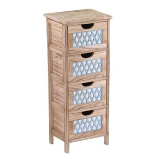 Steiner 4 Drawers Chest By August Grove