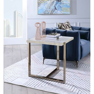 Melchor End Table by Orren Ellis