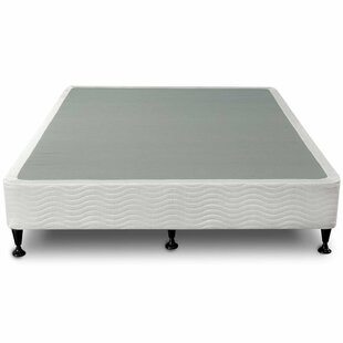 Audra Folding Wood Box Spring