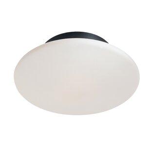 Sonneman Saturn 2-Light Semi Flush Mount