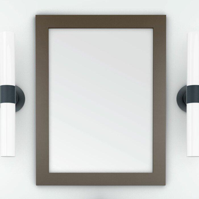 Boardwalk Modern Wall Mirror
