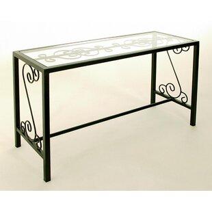 Masham Gothic Console Table ByFleur De Lis Living