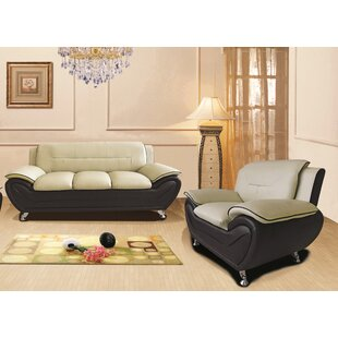 Nataly 2 Piece Living Room Set..