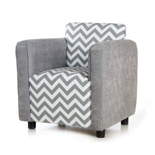 Chevron Kids Chair By Glenna Jean