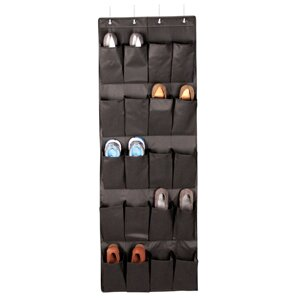 Best Choices Expressive Closet Storage 20-Pocket Over the Door Organizer By Richards Homewares