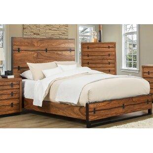 Ricker Panel Bed by Loon Peak