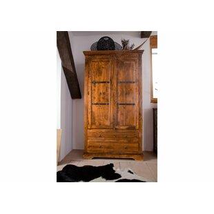 Oxford 2 Door Wardrobe By Massivmoebel24