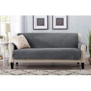 Great Bay Home Box Cushion Sofa Slipcover