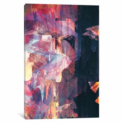 """Club' by Adam Priester Graphic Art on Wrapped Canvas East Urban Home Size: 26"""""""" H x 18"""""""" W x 1.5"""""""" D -  ESRB4007 34368362"""