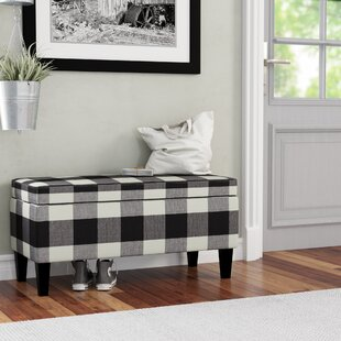 Shetye Decorative Upholstered Storage Bench