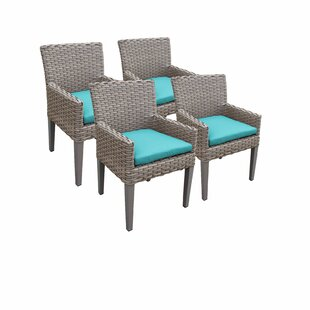 Florence Dining Chair with Cushion (Set of 4)