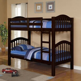 Englert Twin Bunk Bed with Drawers by Harriet Bee