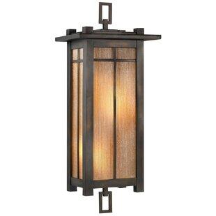 Capistrano 2-Light Outdoor Wall Lantern b..