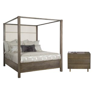 Profile King Canopy Configurable Bedroom Set by Bernhardt