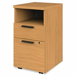 HON 10500 Mobile 2-Drawer Pedestal Cabinet